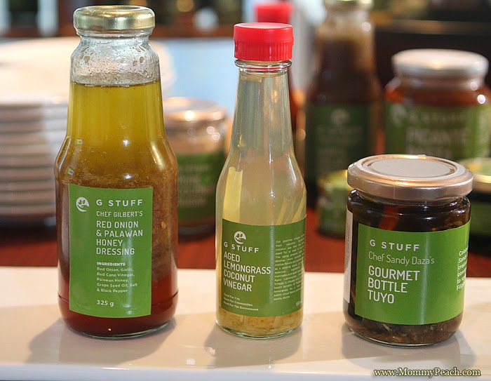 G STuff Salad Dressing, Bottle Tuyo and Vinegar