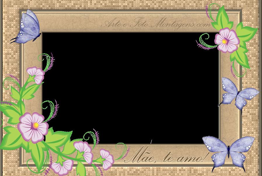 dia-das-maes-quadro-pastilhas-flores-borboletas