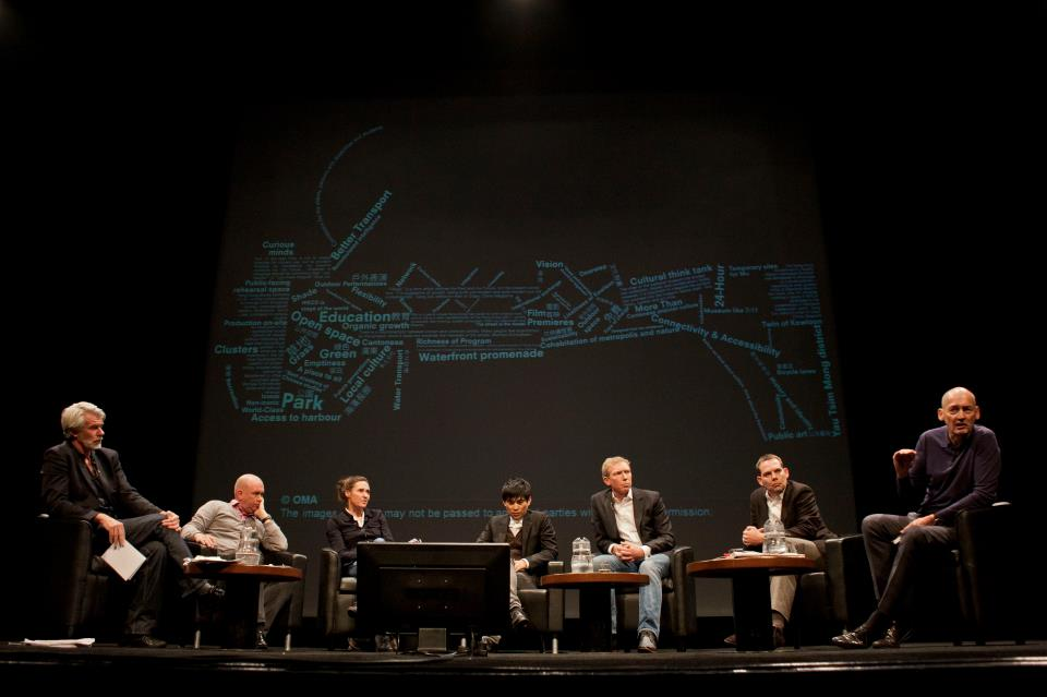 Video: OMA Show & Tell at the Barbican