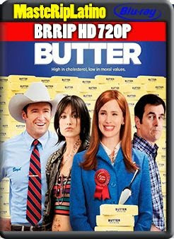 Butter 720p BDRip Latino (2011)