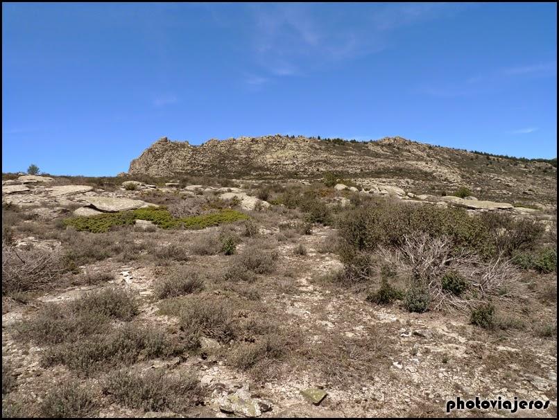 Ruta Pico del Pendón y Cabeza Arcón