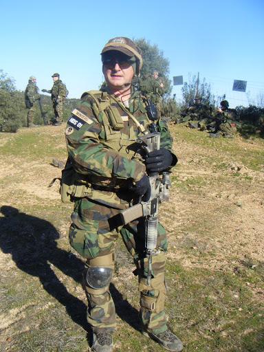 HDS en la Combat training DARK COMPROMISES DSCF7673