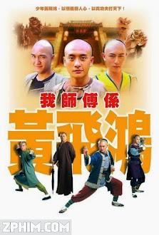 Khí Phách Hoàng Phi Hồng - Wong Fei Hung - Master of Kung Fu (2005) Poster