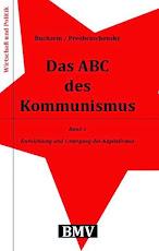 Buchtitel: »Das ABC des Kommunismus«.