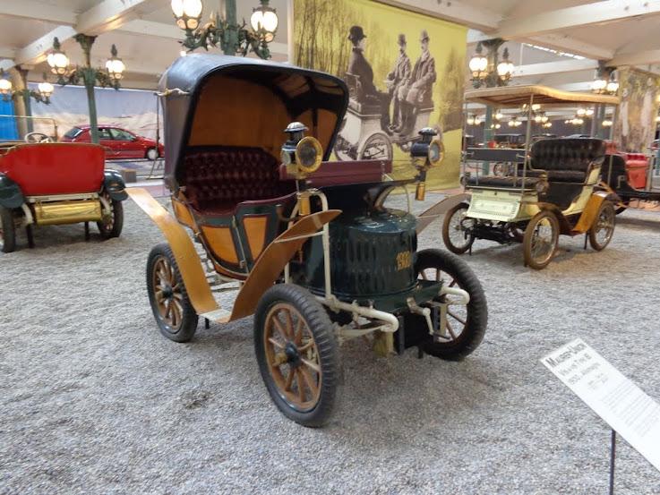 Musée Automobile de Mulhouse  DSC00963