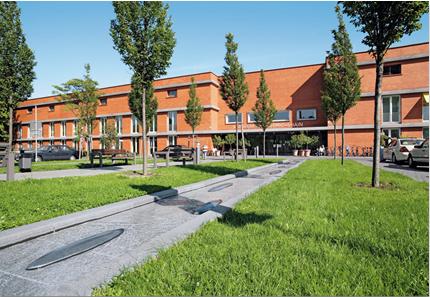 Vivantes Klinikum im Friedrichshain, Landsberger Allee 49, 10249 Berlin, Germany