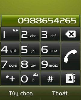 Cách thay Font Cho Symbian S60v5 - Symbian^3 đơn giản nhất