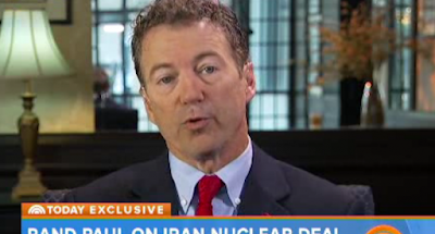 Rand Paul tangles with news host over foreign aid