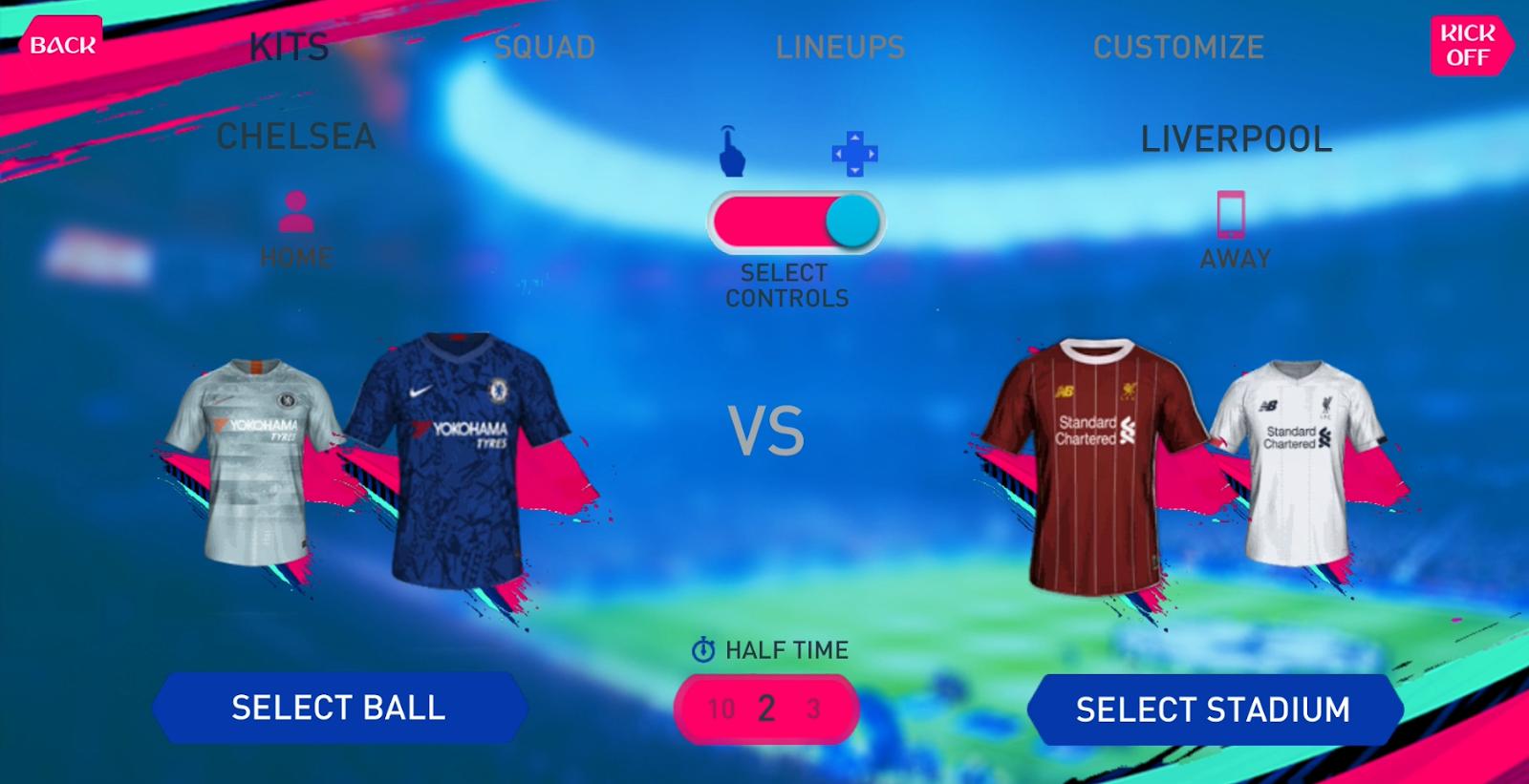 FIFA 19 MOD FIFA 14 Android Offline 900 MB New Menu Kits 2020 & Transfers Update Best Graphics