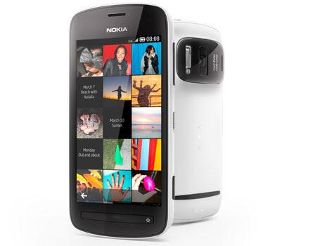41MP Nokia 808 PureView
