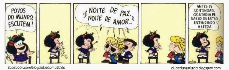 Clube da Mafalda: Tirinha 599
