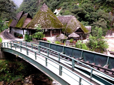 Inkaterra luxury hotel in Machu Picchu Peru