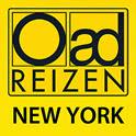 Stadsgids New York App OAD Reizen voor Android, iPhone en iPad