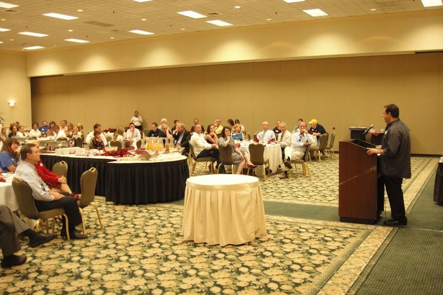 Gary Nager, Editor and Publisher of New Tampa & Wesley Chapel Neighborhood News.