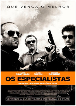 Download   Os Especialistas  – BDRIP   Dual Audio