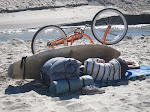 Ah, the beach bum lifestyle