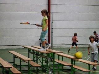 SVS Badminton/squash