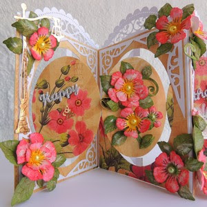 Paper flowers making in tamil flowers healthy cards crafts kids projects handmade flower tutorials mightylinksfo
