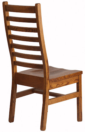 Horizon Chair in Autumn Quarter Sawn Oak