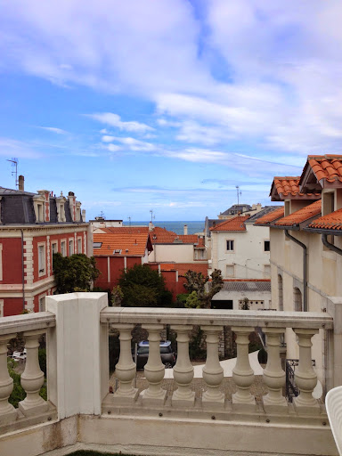 Rooftops of Biarritz. From 100 Places in France Every Woman Should Go