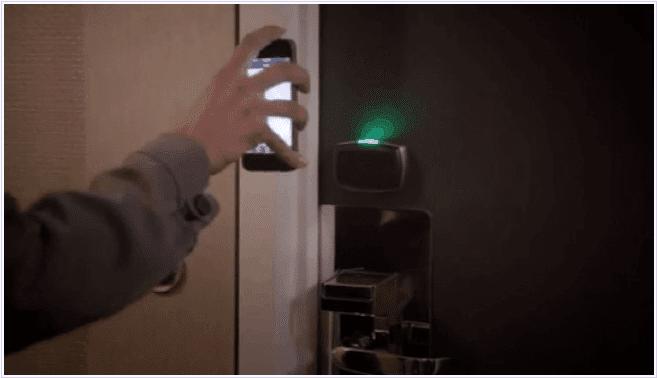 ¿Abrir la puerta de tu habitación de hotel gracias a tu Smartphone? Será posible más pronto de lo que imaginamos