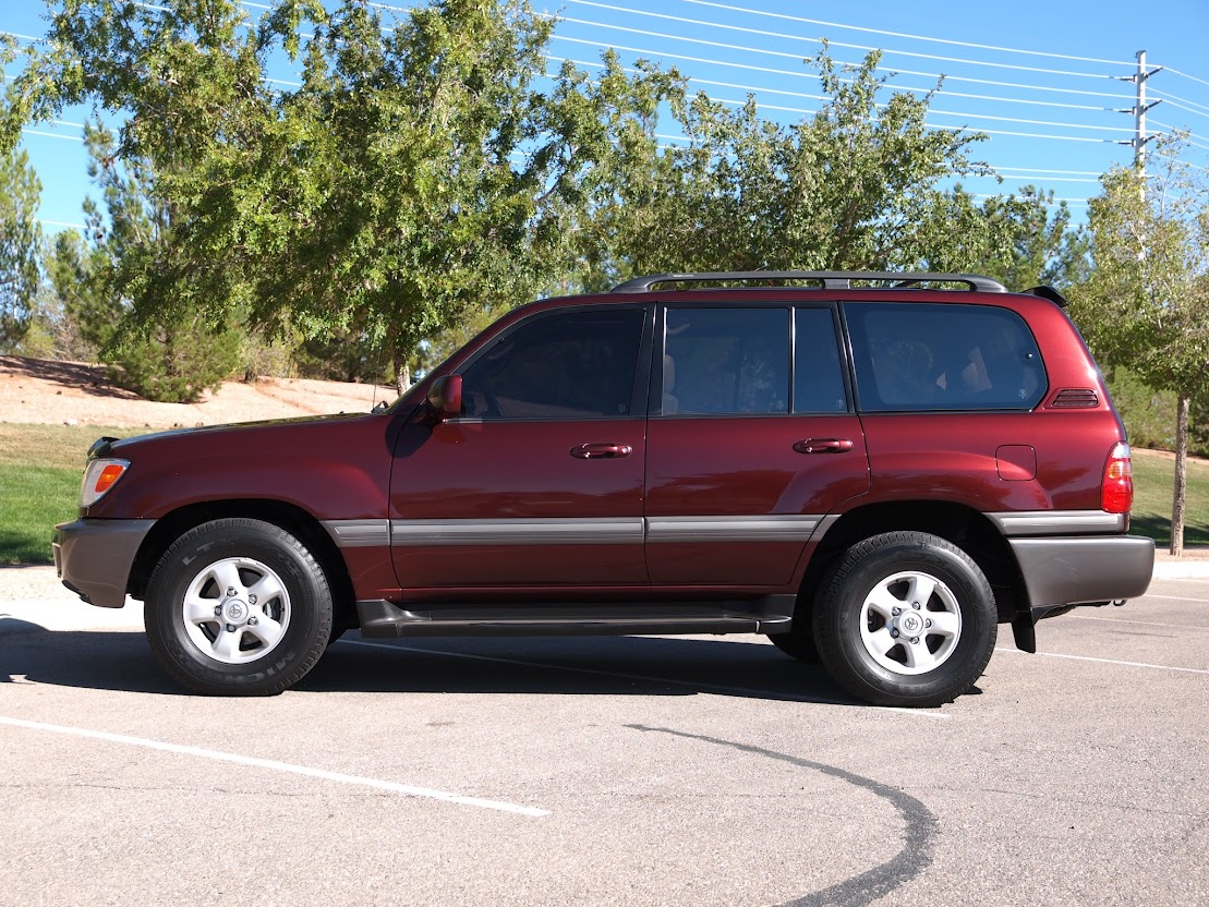 RARE Diff Lock 1999 Toyota Land Cruiser All Services Up to Date Needs Nothing