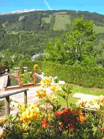 Garten Hotel Alpenblick Bad Gastein