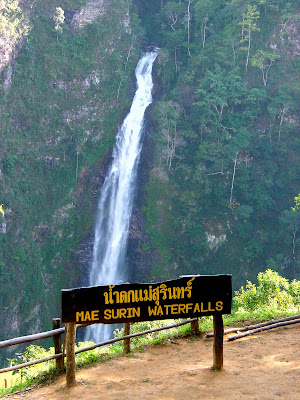 Mae Surin Waterfall National Park