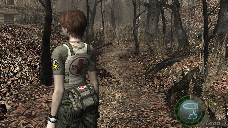 Paquete Rebecca Chambers HD  Game+2013-03-04+18-45-17-49