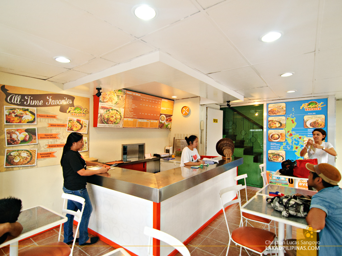 Inside Pasig's Pancit Center