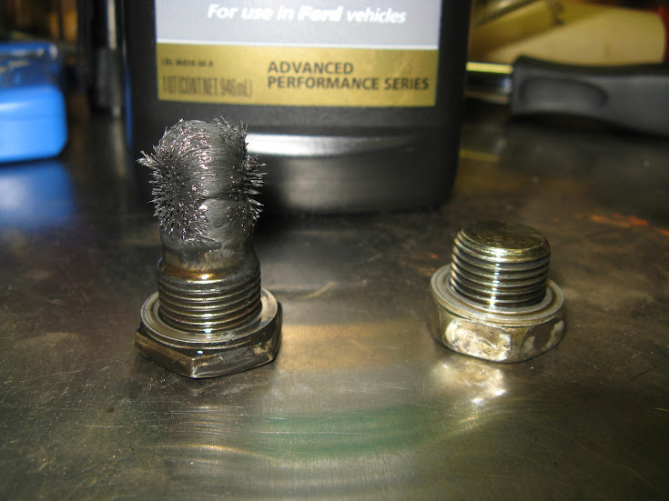 M5 Manual Transmission Fluid Change [Archive] - Ford Ranger Forum