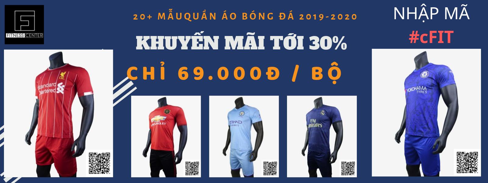 Quần áo bóng đá 2019-2020