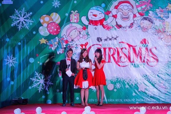 Đêm hội Giáng sinh 2014