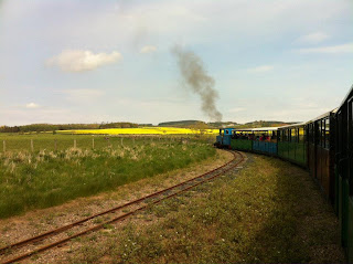 Heatherslaw Light Railway, Wooler, Northumberland