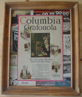 Columbia Grafonola - 1920s