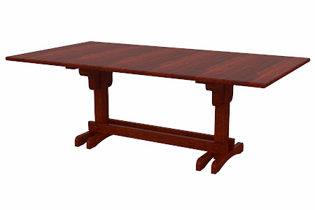 Mayfair Conference Table in Sedona Cherry
