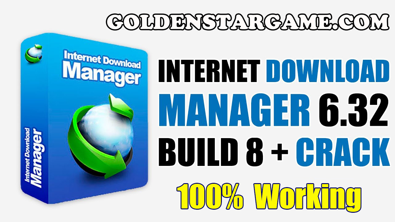 Internet Download Manager 6.32 Build 8 License Key Full Version 2019 (100% Working)