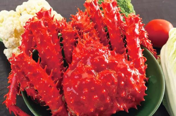 智利級帝王蟹