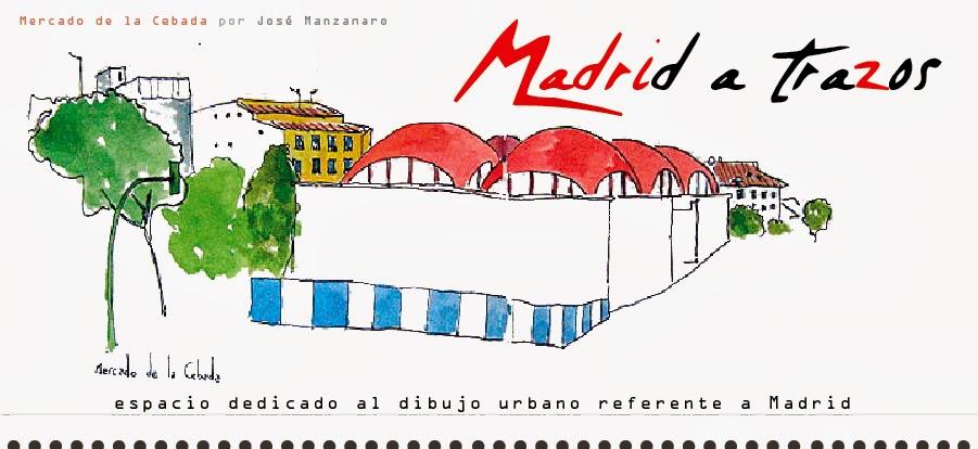 Madrid a trazos