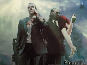 Kane Và Lynch - Kane And Lynch poster