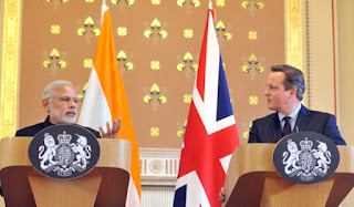 Signed 10 Agreements In Several Sectors, India And UK