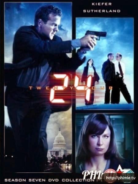 24 giờ sinh tử (24 giờ chống khủng bố) - Phần 7