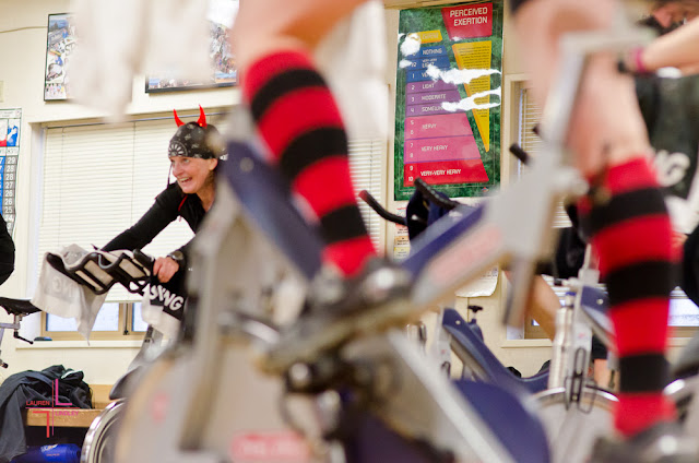 Indoor Cycling Association, Tahoe Fit, LTCC Connect, Spin Class