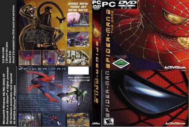 Spiderman 2 Highly Compressed By Hdgamesbd Mediafire86Mb