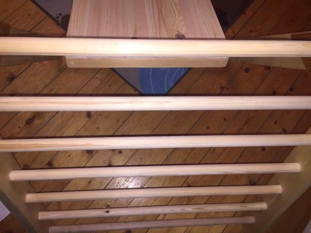 Kletterdreieck Klappbar Selber Bauen : Sprossendreieck kletterdreieck nach art pikler extra groß