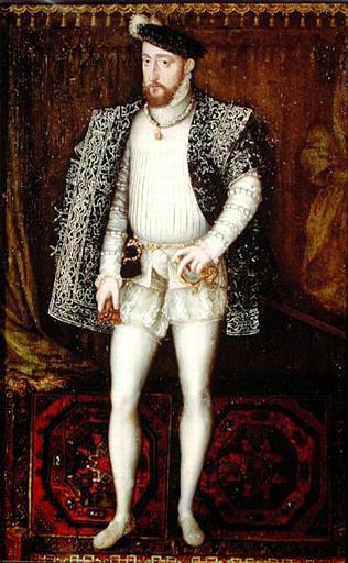 François Clouet - Henri II Roi de France