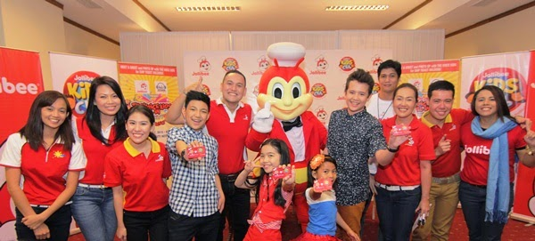 press release, kids, Jollibee, jollibee kids club