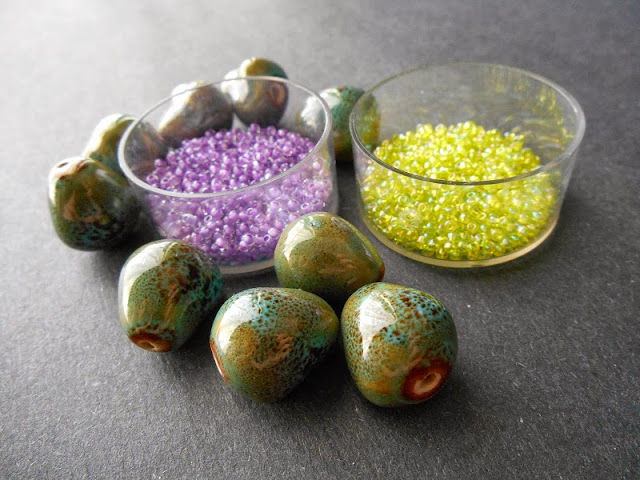 Splash of Life Bead Color Idea