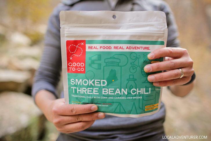Good to Go Food Review >> Food to Take Camping.