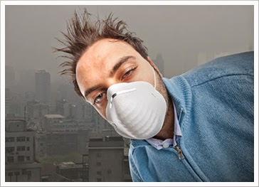 警戒!大陸沙塵暴來襲 當心鼻過敏加劇